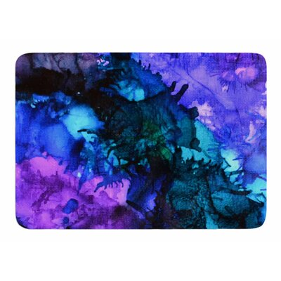 Soul Searching by Claire Day Bath Mat Size: 24 W x 36 L