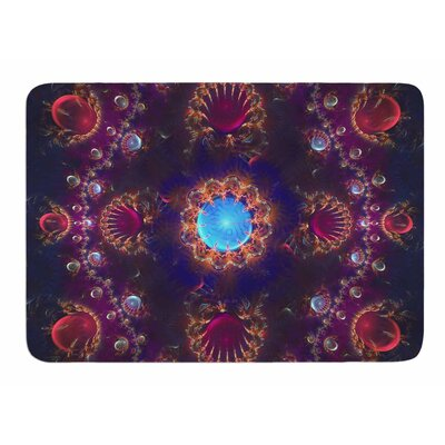 Royal Jewels by Cvetelina Todorova Bath Mat