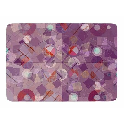 Mess by Cvetelina Todorova Bath Mat