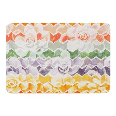 Desert Dreams by Daisy Beatrice Bath Mat Size: 17W x 24L