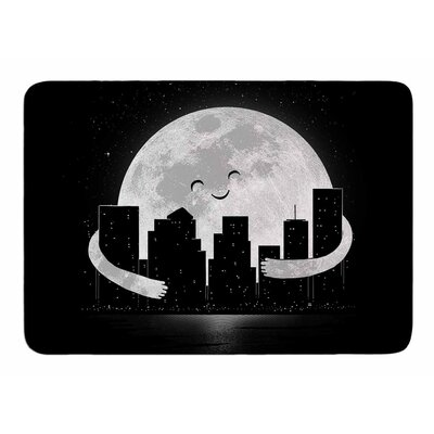 Goodnight by Digital Carbine Bath Mat