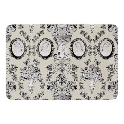 Imperial Palace by DLKG Design Bath Mat Size: 17W x 24L