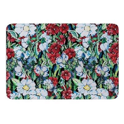 Giardino by DLKG Design Bath Mat Size: 24 W x 36 L