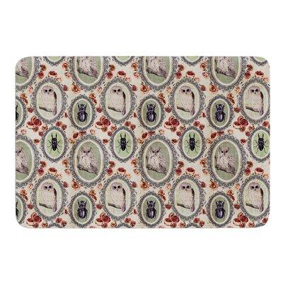 Camafeu by DLKG Design Bath Mat Size: 17W x 24L