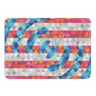 Abstract America by Fimbis Bath Mat