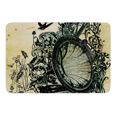 Sound of Nature by Frederic Levy-Hadida Bath Mat Size: 17W x 24L