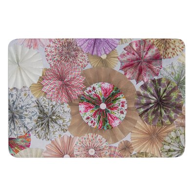 Lady by Heidi Jennings Bath Mat Size: 17W x 24L