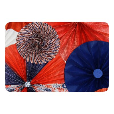 Liberty by Heidi Jennings Bath Mat Size: 24 W x 36 L