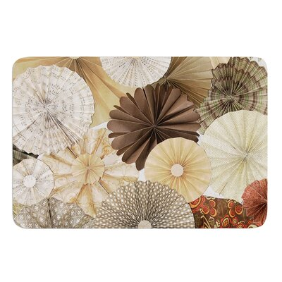 Dusty Road by Heidi Jennings Bath Mat Size: 24 W x 36 L