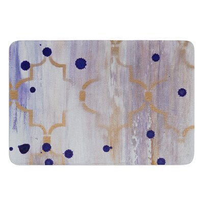 Lush by Kira Crees Bath Mat Size: 17 W x 24 L