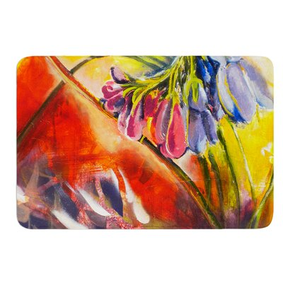 Progression by Kristin Humphrey Bath Mat Size: 17