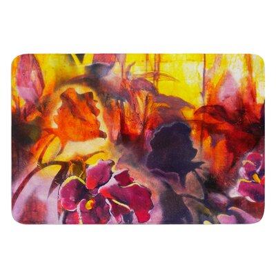 Release by Kristin Humphrey Bath Mat Size: 24 W x 36 L