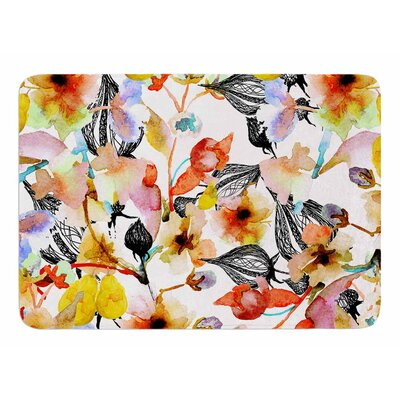 Blossoms by Liz Perez Bath Mat