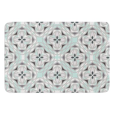 Winter Pool by Miranda Mol Bath Mat
