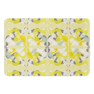 Spring Flourish by Miranda Mol Bath Mat
