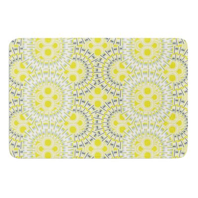 Blossoming Buds by Miranda Mol Bath Mat