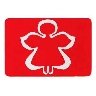 Flying Angel by Miranda Mol Bath Mat