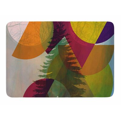 Hidden Face by alyZen Moonshadow Bath Mat