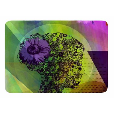Silhouette by alyZen Moonshadow Bath Mat