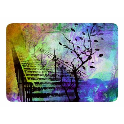 Stairway by AlyZen Moonshadow Bath Mat