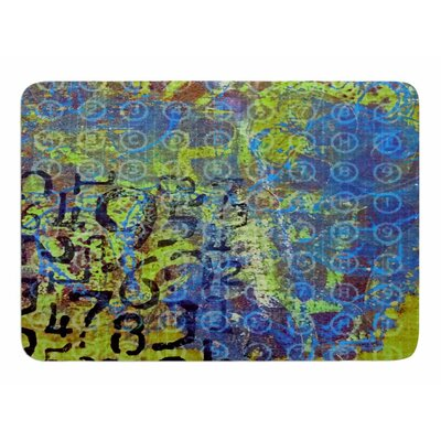 Discover 5 by AlyZen Moonshadow Bath Mat Size: 24 W x 36 L