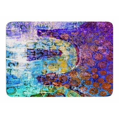 Arcane 2 by AlyZen Moonshadow Bath Mat