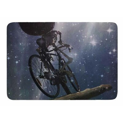 No Rest For The Wicked by alyZen Moonshadow Bath Mat