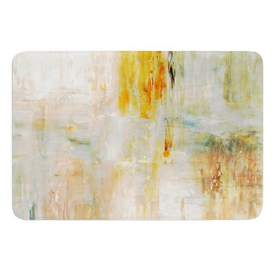 Coffee by CarolLynn Tice Bath Mat Size: 17W x 24L