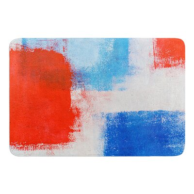 The Colors by CarolLynn Tice Bath Mat Size: 17W x 24L