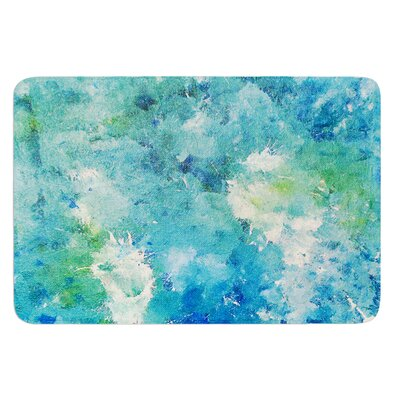 Sporatically by CarolLynn Tice Bath Mat Size: 17W x 24L