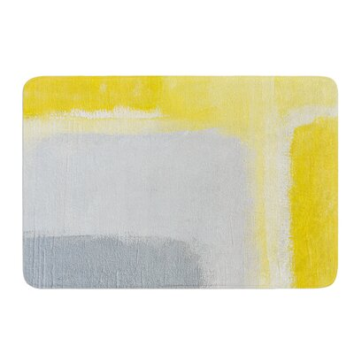 Inspired by CarolLynn Tice Bath Mat Size: 17W x 24L