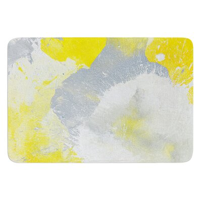 Make A Mess by CarolLynn Tice Bath Mat Size: 17W x 24L