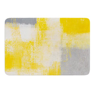 Breakfast by CarolLynn Tice Bath Mat Size: 17W x 24L