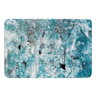 Shuffling by CarolLynn Tice Bath Mat Size: 24 W x 36 L