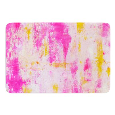 Fancy by CarolLynn Tice Bath Mat Size: 17W x 24L