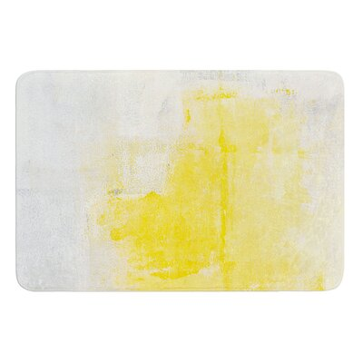 Stability by CarolLynn Tice Bath Mat Size: 17W x 24L
