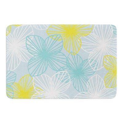 Sunshine by Emine Ortega Bath Mat Size: 24 W x 36 L