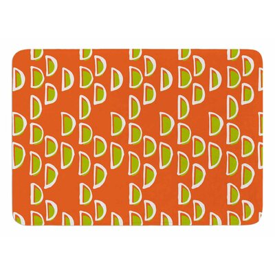 Geo Seed by Holly Helgeson Bath Mat