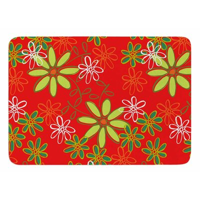 Daisy Mae by Holly Helgeson Bath Mat