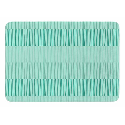 Mod Grass by Holly Helgeson Bath Mat