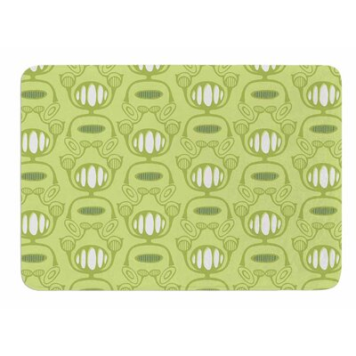 Flower Power by Holly Helgeson Bath Mat
