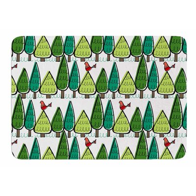Vintage Christmas by Holly Helgeson Bath Mat