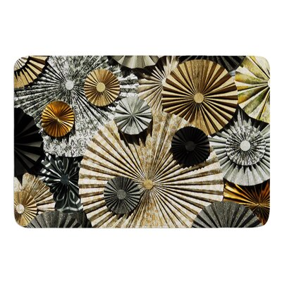 All That Glitters by Heidi Jennings Bath Mat Size: 24 W x 36 L