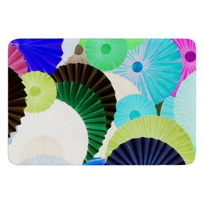Wonderland by Heidi Jennings Bath Mat Size: 24 W x 36 L