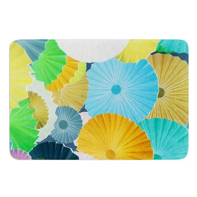 Curiousity by Heidi Jennings Bath Mat Size: 17W x 24L