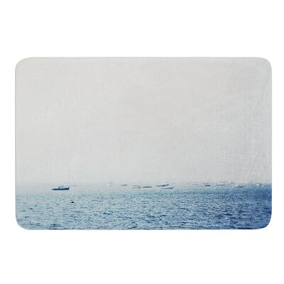 Harbor by Jillian Audrey Bath Mat Size: 17w x 24L