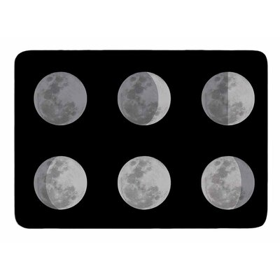 Lunar OCD by Jackie Rose Bath Mat