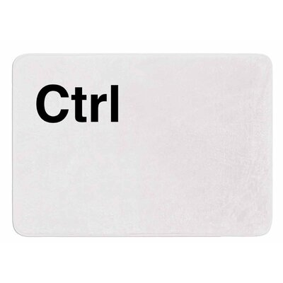 Ctrl by Jackie Rose Bath Mat