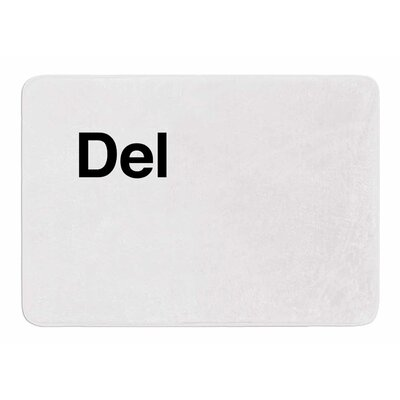 Delete by Jackie Rose Bath Mat