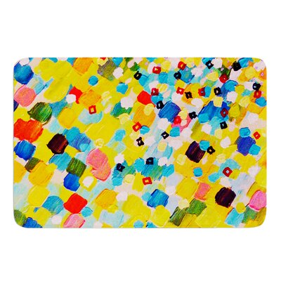 Swept Away by Ebi Emporium Bath Mat Size: 17 W x 24 L